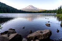 Trillium Lake and Mt. Hood, Oregon